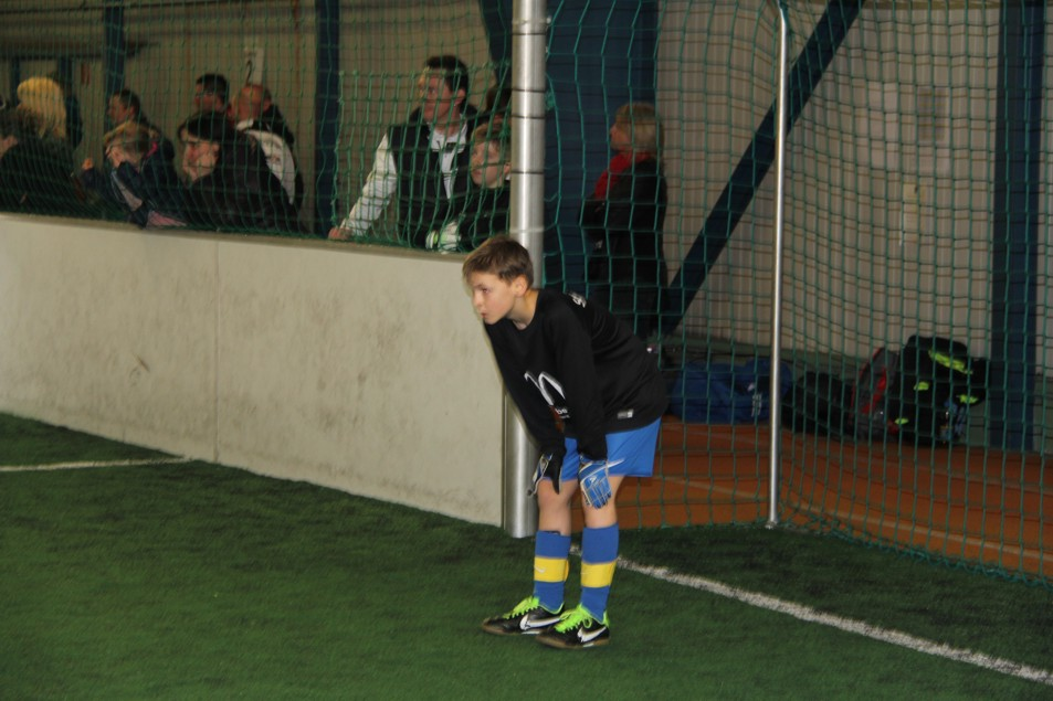 7. Indoor-Soccer-Turnier Volksbank Lahr