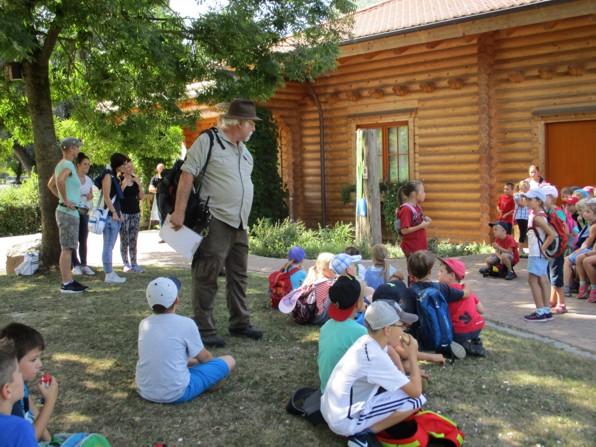 Ausflug Naturzentrum Rheinauen 26.08.2015