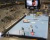 SAP-Arena Handball