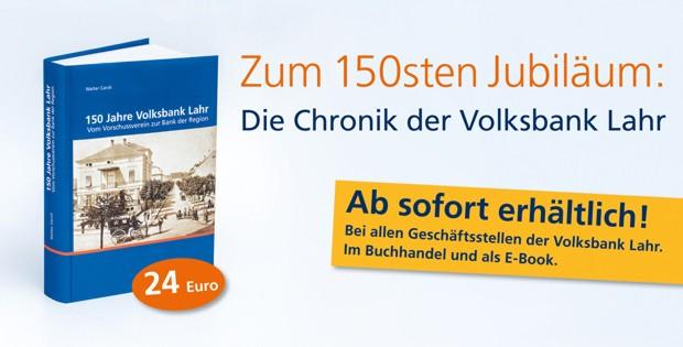 Chronik Volksbank Lahr