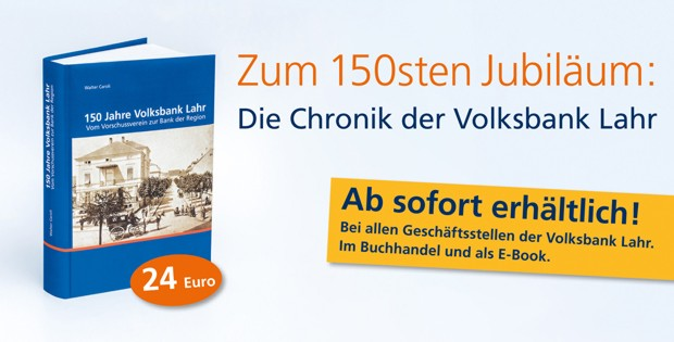 Chronik Volksbank Lahr