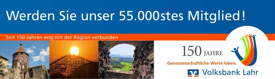 150 Jahre Volksbank Lahr