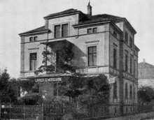 Lahrer Gewerbebank 1910