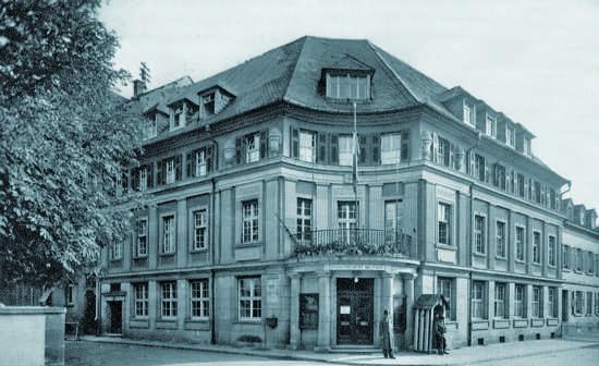 Wertehaus 50er-Jahre