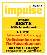 impulse - Beste Mittelstandsbank